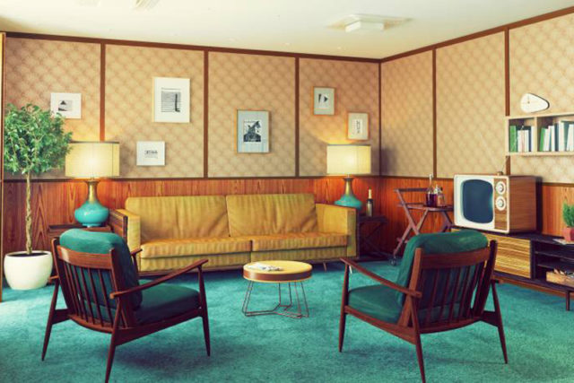 Retro Interior Design