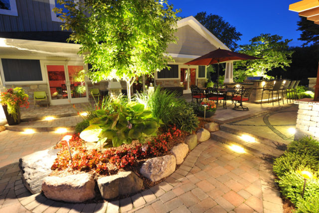 Selecting The Best Outdoor Lights For
